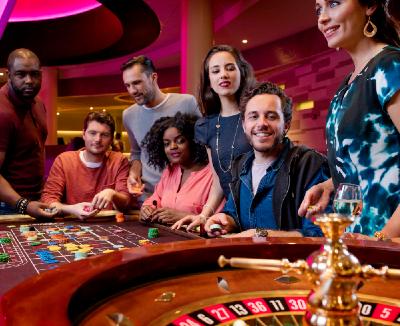 Roulette bij Holland Casino