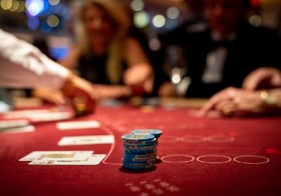 Casino-bezoek