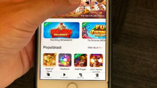 LeoVegas mobiel casino