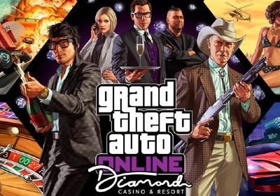 Diamond Casino & Resort in GTA 5