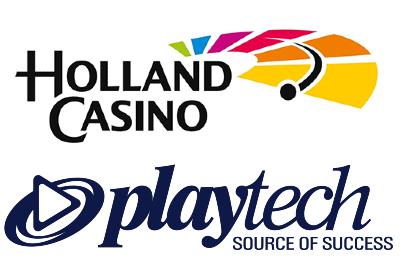 Holland Casino sluit contract met Playtech