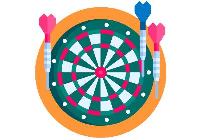 Wedden op darten